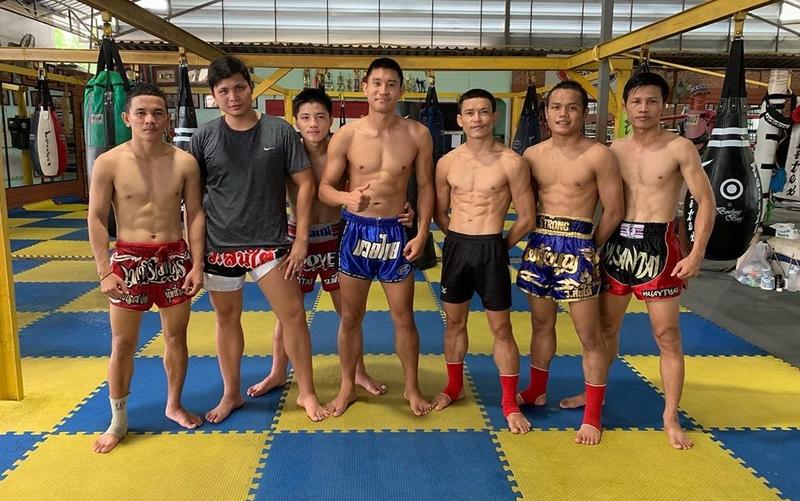 สถานที่ฝึกสอนมวยไทย